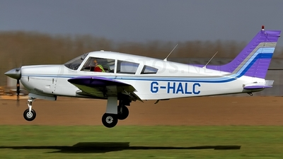 G-HALC - Piper PA-28R-200 Cherokee Arrow II - Private