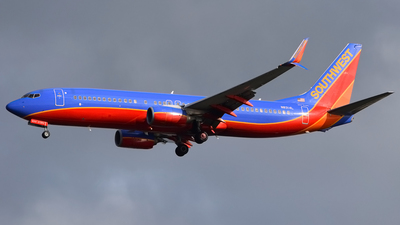 N8314L - Boeing 737-8H4 - Southwest Airlines