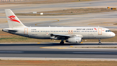 B-6765 - Airbus A320-232 - West Air