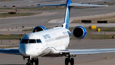 N536GJ - Bombardier CRJ-550 - United Express (GoJet Airlines)