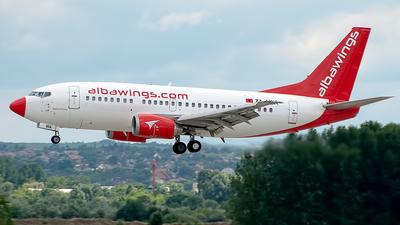 ZA-AWA - Boeing 737-5K5 - Albawings