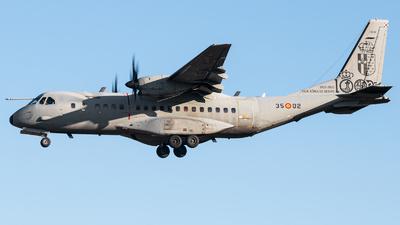 T.21-02 - CASA C-295M - Spain - Air Force