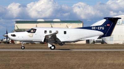 OE-EPG - Pilatus PC-12 NGX - Goldeck Flug