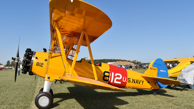 N57444 - Boeing A75N1 Stearman - Private
