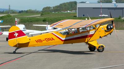 A picture of HBONA - Piper J3C65 Cub - [12867] - © Alex