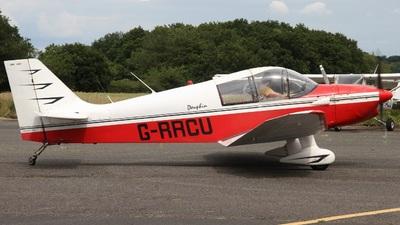 G-RRCU - Jodel DR221B Dauphin - Private