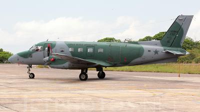 A picture of FAB2317 - Embraer EMB110P1K (EC95B) Bandeirante -  - © Marcos Delmar