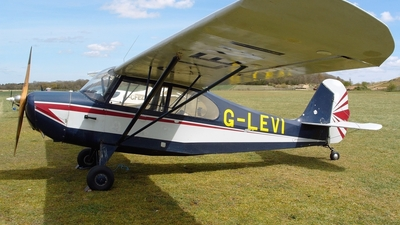 A picture of GLEVI - aeronca 7AC Champion - [7AC4001] - © Glyn Charles Jones
