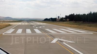 LTAJ - Airport - Runway