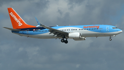C-FVWA - Boeing 737-8K5 - Sunwing Airlines