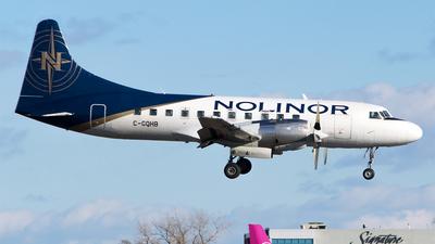 C-GQHB - Convair CV-440 - Nolinor Aviation