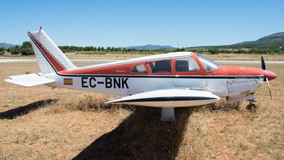 EC-BNK - Piper PA-28-180 Cherokee - Private
