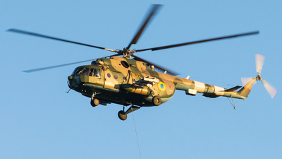232 - Mil Mi-8MTV Hip - Ukraine - Air Force