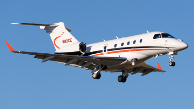 A picture of N92CE - Embraer Legacy 450 - [55010050] - © Positive Rate Photography