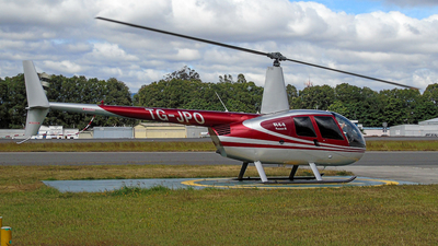 TG-JPO - Robinson R44 Raven II - Private