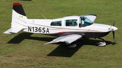 N136SA - American General AG-5B Tiger - Private