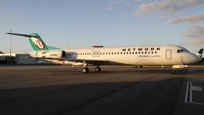 VH-NHJ - Fokker 100 - Network Aviation