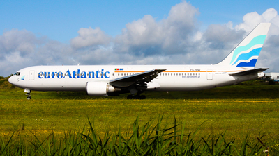 CS-TRW - Boeing 767-35D(ER) - EuroAtlantic Airways