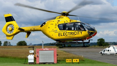 G-WPDA - Eurocopter EC 135P1 - Western Power Distribution