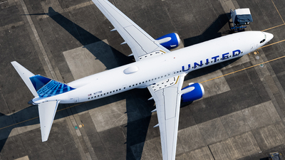 N1779B - Boeing 737-9 MAX - United Airlines