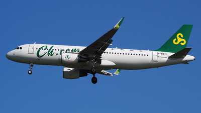 B-8871 - Airbus A320-214 - Spring Airlines