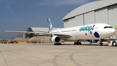EC-LXA - Airbus A330-343 - Evelop Airlines