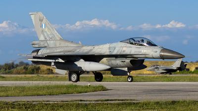 047 - Lockheed Martin F-16C Fighting Falcon - Greece - Air Force