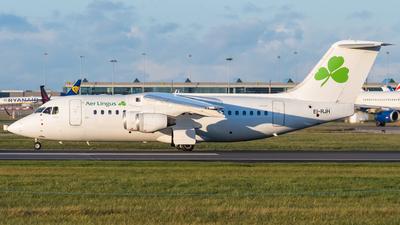 EI-RJH - British Aerospace Avro RJ85 - Aer Lingus (Cityjet)