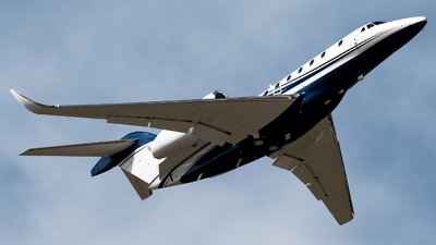 N48PW - Cessna 750 Citation X - Private