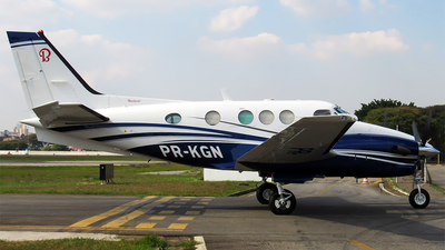 PR-KGN - Beechcraft C90A King Air - Private