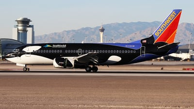 N334SW - Boeing 737-3H4 - Southwest Airlines