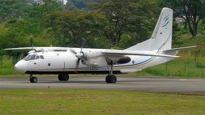 HK-4356 - Antonov An-26B - Laser Aereo