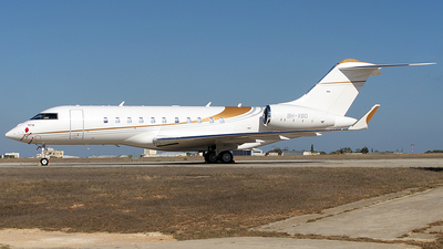 9H-VBG - Bombardier BD-700-1A11 Global 5000 - TAG Aviation
