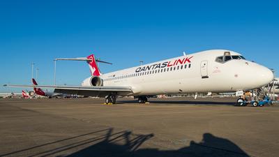 VH-NXH - Boeing 717-2K9 - QantasLink (National Jet Systems)
