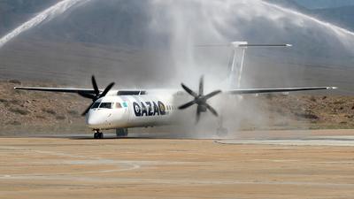 P4-QAZ - Bombardier Dash 8-Q402 - Qazaq Air