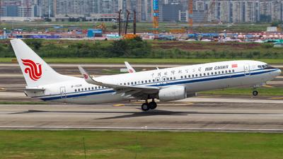 B-1526 - Boeing 737-89L - Air China