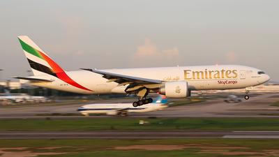 A6-EFN - Boeing 777-F1H - Emirates SkyCargo
