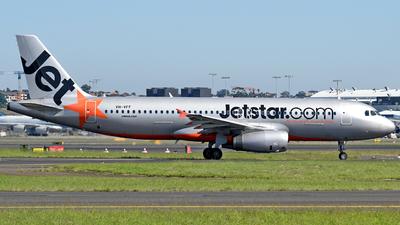 A picture of VHVFF - Airbus A320232 - Jetstar Airways - © Juan Contreras
