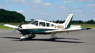 A picture of GBOKA - Piper PA28201T - [287921076] - © Adam Loader