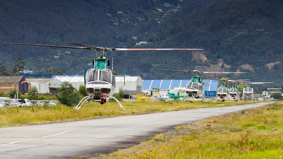 PNC-0930 - Bell 407GXP - Colombia - Police