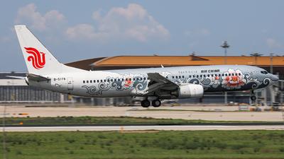 B-5178 - Boeing 737-86N - Air China