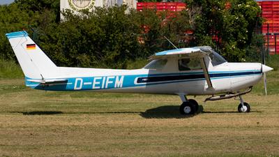 D-EIFM - Reims-Cessna F152 - Motorflugschule Egelsbach