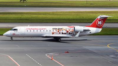 VP-BVK - Bombardier CRJ-100ER - Rusline