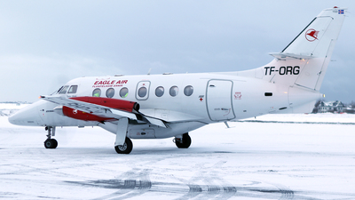 A picture of TFORG - BAe Jetstream 32 - [986] - © Brenden