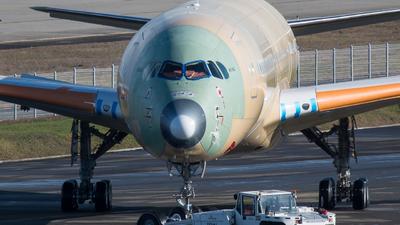 A picture of FWZFY - Airbus A350 - Airbus - © Giorgio Adamo