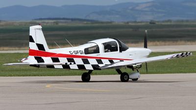 C-GFGI - Grumman American AA-5A Cheetah - Private