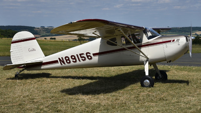 N89156 - Cessna 140 - Private