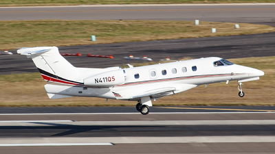 N411QS - Embraer 505 Phenom 300 - NetJets Aviation