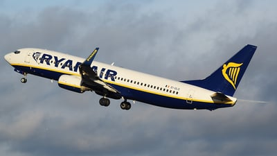 EI-DLD - Boeing 737-8AS - Ryanair