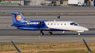 N542LM - Bombardier Learjet 35A - LifeMed Alaska